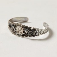Scalloped Monogram Bracelet by Anthropologie Assorted
