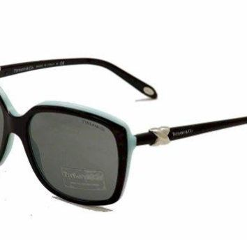 Tiffany Sun 0TF4076 Full Rim Square Woman Sunglasses