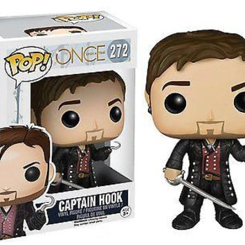 Funko Pop TV: Once Upon a Time - Captain Hook Vinyl Figure