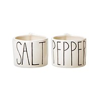 Salt and Pepper Cellars by Rae Dunn