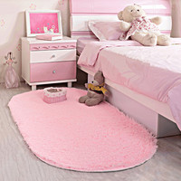 Ultra Soft Children Rugs Room Mat Modern Shaggy Area Rugs Home Decor 2.6' X 5.3'