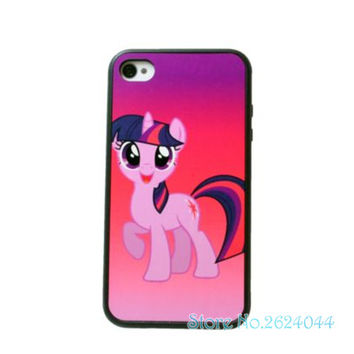 NEW MLP TWILIGHT SPARKLE FOR phone case cover for samsung galaxy s3 s4 s5 s6 s7 s6 edge s7 edge note 3 note 4 note 5 &dd125