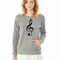 Note 9 ladies sweatshirt