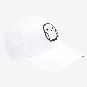Harry Potter Hedwig Lace Dad Cap
