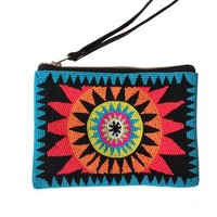 Mara Hoffman | Beaded Sunburst Pouch