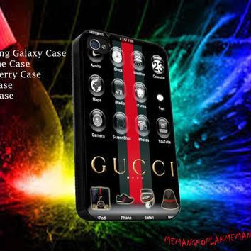 iPhone 5/5S/5C/4/4S, Samsung Galaxy S3/S4, iPod Touch 4/5, htc One X/x+/S Gucci Phone