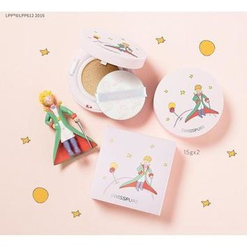 MISSHA SWISS PURE + Le Petit Prince Glow Wear HD BB Cushion SPF50+ PA+++ Special Set