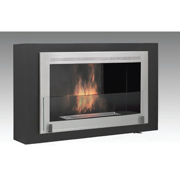 Eco-Feu Saint Charles Built-In Fireplace