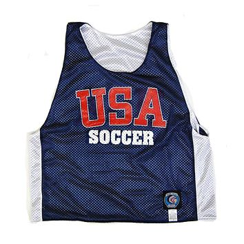USA Soccer Pinnie