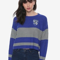 Harry Potter Ravenclaw Girls Quidditch Sweater