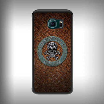 Galaxy S6 case with Full color custom graphics - Dye Sublimation Graphics