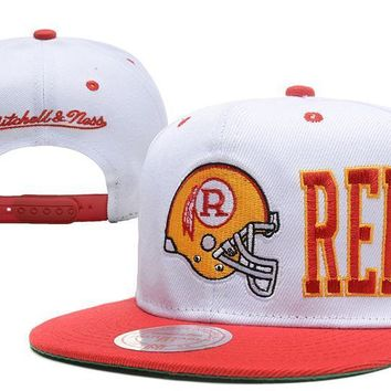 PEAPON Washington Redskins Snapback NFL Football Cap M&N