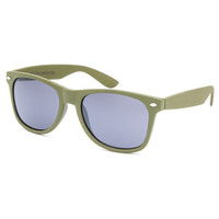 Blue Crown Smooth Operator Sunglasses Olive One Size For Men 27816453101