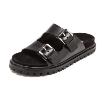 Michael Kors Collection Alanis Runway Slides