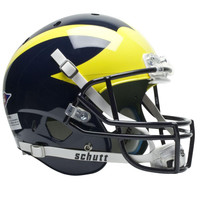 Michigan Wolverines NCAA Replica Air XP Full Size Helmet