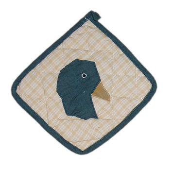 Pot Holder Ducks