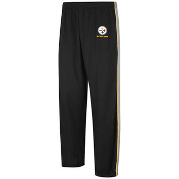 Pittsburgh Steelers Classic Synthetic Pants - Black