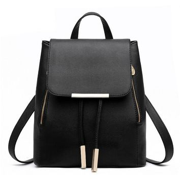 Leather BackPack Style Purse