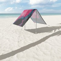 Disco Candy Sun Shade by duckyb