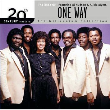 One Way Featuring Al Hudson - The Best Of One Way Featuring Al Hudson & Alicia Myers 20th Century Masters The Millennium Collection