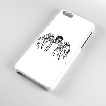 emo angel by linkesammy iPhone 5c Case