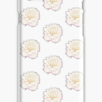 'Pale Rose' iPhone Case/Skin by -LAM-