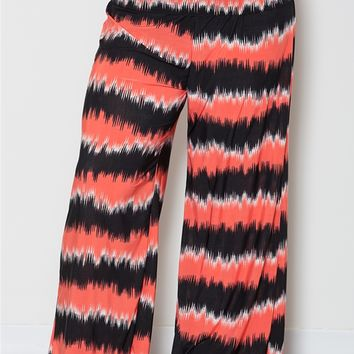 Plus Size Bottoms | Printed Palazzo Pants | Swakdesigns.com