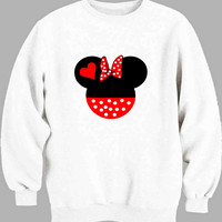 Mickey and Minnie Disney Matching B Sweater for Mens Sweater and Womens Sweater ***