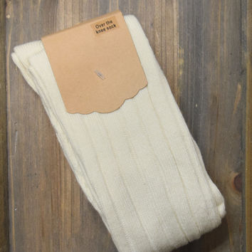 Over The Knee Boot Sock