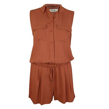 Walk My Way Romper