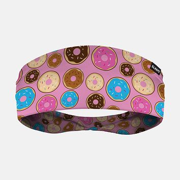 Donuts Pattern Headband