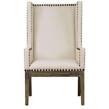 Tribeca Linen Chair