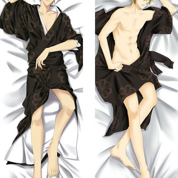 New Kuroko no Basuke Ryota Kise Male Anime Dakimakura Japanese Pillow Cover MGF070