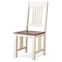 Mulberry Dining Chair (1 Pack) - Antique White : Target