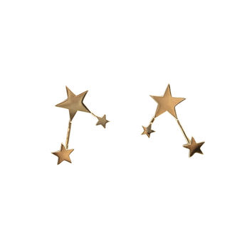 Small Star Earrings - Catbird