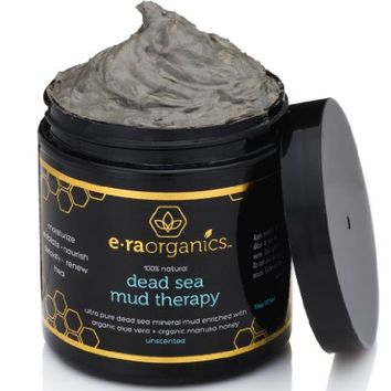 Amazon.com: Era Organics Dead Sea Mud Mask