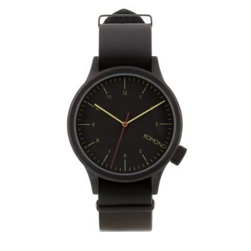 Komono - Magnus Black Black Watch