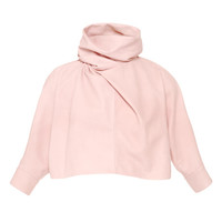 Pink Twist Neck Top by J.W. Anderson - Moda Operandi