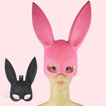 Sexy Rabbit Masquerade Mask