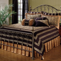 Hillsdale Huntley Bed Set - Queen - w/Rails