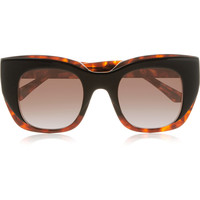 Thierry Lasry - D-frame acetate sunglasses