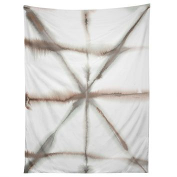 Jacqueline Maldonado Light Dye Folding Taupe Tapestry