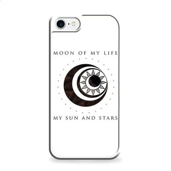 Moon Of My Life My Sun And Stars iPhone 7 | iPhone 7 Plus case