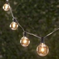 Party Globe Light String | Light Strings | Restoration Hardware