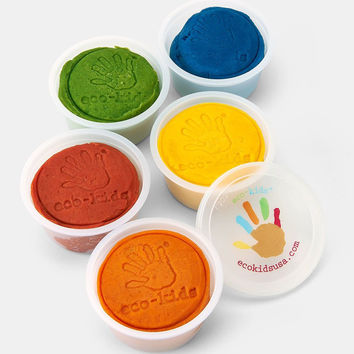 Eco-Kids Eco Dough 5 Colors