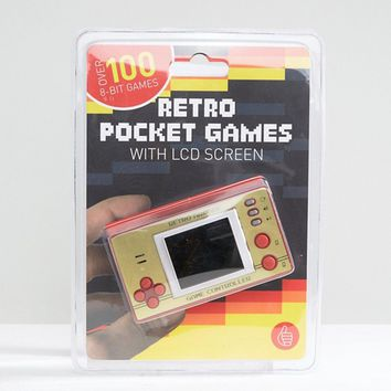 Retro Pocket Games With LCD Screen at asos.com