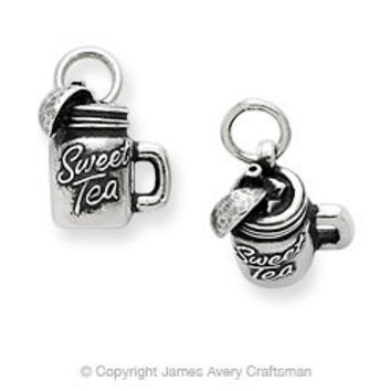 """Sweet Tea"" Charm from James Avery"