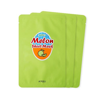 A'PIEU Melon & Milk Sheet Mask