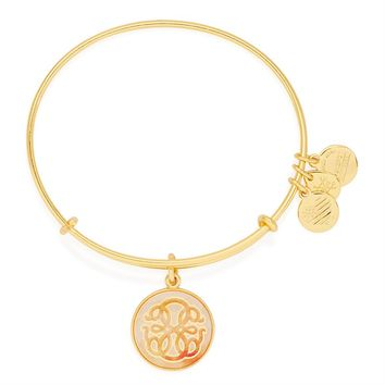 PATH OF LIFE Art Infusion Charm Bangle