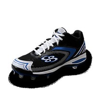 Boombah Rage Metal Mid Cleat
